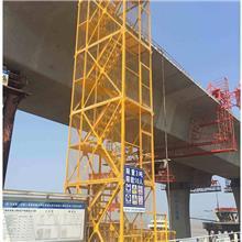 基坑梯笼 组合式安全梯笼 安全通道 河北厂家可开发票