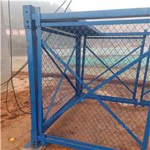 生产销售基坑施工安全梯笼 安全通道人行马道 箱式安全梯笼生产厂家
