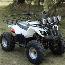 小公牛125cc越野四轮摩托车 自骑款双人汽油沙滩摩托车