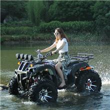 ATV沙滩车四轮 越野摩托车125四轮沙滩车现货