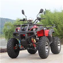 125CC四轮摩托车小公牛沙滩车成人代步车越野车山地车