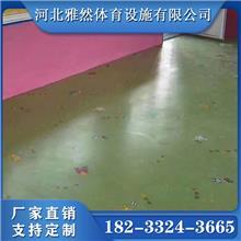 透心卷材地胶板 药厂医院实验室用通体PVC地板