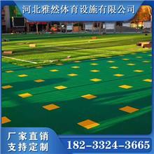 双层米格悬浮式拼装地板幼儿园篮球场户外运动地板
