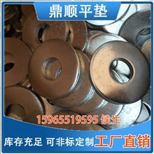 厂家定制机械工业用紧固件平垫,方斜垫