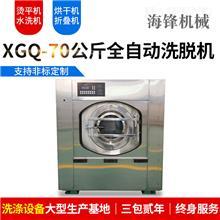 食品厂工作服洗涤设备,煤矿厂服水洗设备,大型服装水洗机。