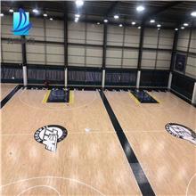 体育木地板生产厂 体育木地板专业生产厂家 山东体育木地板厂家
