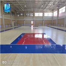 体育木地板生产厂 体育木地板 山东体育木地板厂家
