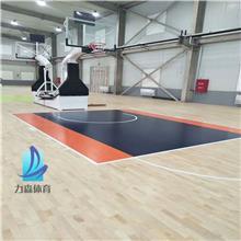 体育木地板生产厂 体育木地板有限公司 篮球馆体育木地板厂家
