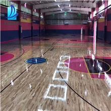体育木地板生产厂 体育木地板批发 山东体育木地板厂家