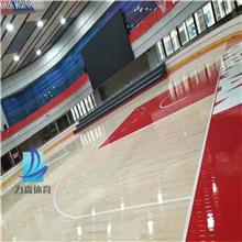 体育木地板生产厂 体育木地板安装工艺 篮球馆体育木地板厂家