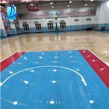 体育木地板生产厂 体育木地板结构 山东体育木地板厂家