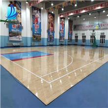 体育木地板生产厂 体育木地板怎么样 山东体育木地板厂家