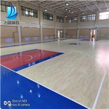 体育木地板生产厂 专业生产体育木地板 篮球馆体育木地板厂家