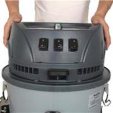 力驰洁工业商业吸尘器 手推式大地刷工业吸尘器 天津华瑞力能直销