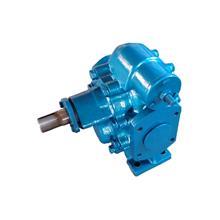 卧式铸铁齿轮泵 电动齿轮泵泵头 燃料油供油泵 金海泵业齿轮泵