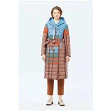 2020女装外套 云上写生 新款冬装女批发 连衣裙批发拿货