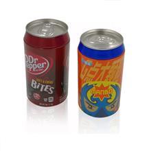 男士内裤包装铁罐-马口铁内衣内裤铁盒-可乐易拉罐金属罐定制
