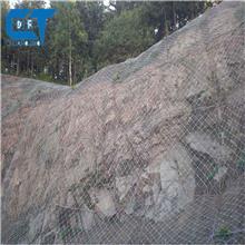 源头工厂批发 柔性边坡防护网 主动边坡防护网 不锈钢铁丝网
