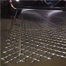 刀片刺网机场围栏 高安防机场专用护栏网厂家直供英泰尔