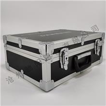 来图定制铝合金展示箱 仪器设备箱 多功能五金工具防震箱