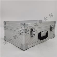 驰阳加工定制直播声卡套装箱 厂家定制麦克风箱 收纳直播套装铝箱