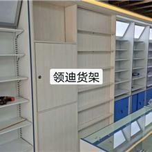 加工定制重型货架_重型库房阁楼平台货架_钢材双层仓储货架