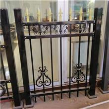 铁艺护栏围栏 围墙铁艺护栏 铁艺锌钢护栏 天鑫金属 铸铁护栏围栏