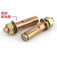 国标膨胀螺栓 白锌地板膨胀各种规格 铁膨胀螺丝