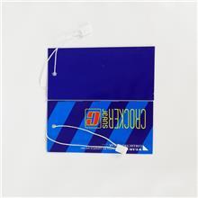生产印刷内衣吊卡