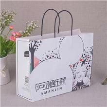大尺寸手提袋印刷_怡彩_牛皮纸手提袋印刷设计_广东厂家批发供应