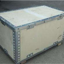 钢带木箱_五金配件包装_耐用包装木箱_厂家直销