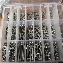直销304不锈钢外六角螺丝 螺母外六角螺栓 紧固件不锈钢组合螺栓
