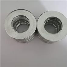 厂家直销加厚平垫 国标镀锌平垫片 国标m8-20加厚平垫圈紧固件