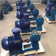 厂家供应 车载圆弧齿轮泵 大流量卸油泵 防爆燃油泵 燃料油输送泵