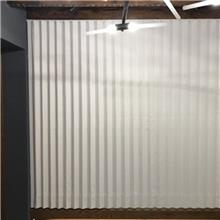 定做商铺门 PVC折叠门 推拉开放式厨房移门