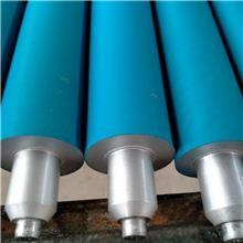 双荣橡塑 胶辊 印刷用小配件胶辊 高温耐磨胶辊 凹版印刷机胶辊