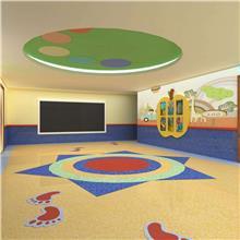 学校PVC地板 昆山学校PVC地板厂家