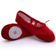男女童芭蕾舞鞋 儿童舞蹈鞋 成人软底练功鞋 猫爪鞋 瑜伽鞋 帆布形体鞋 暴走电商