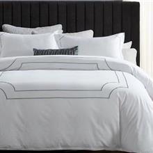 厂家直销新款定制酒店宾馆专用被子 床上用品批发 酒店床上用品支持来样定制