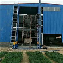 导轨升降货梯 液压升降货梯 峻鑫起重 固定式升降货梯厂家直销