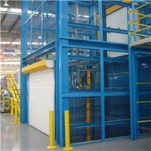 导轨升降货梯 峻鑫起重 液压导轨升降货梯 固定式升降货梯厂家直销