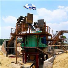 沃力销售ZS6000 立式制砂机 打砂机设备 制砂设备生产厂家