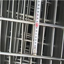 钢格栅 平台踏步重型插接钢格板 复合镀锌防滑齿型钢格板 现货