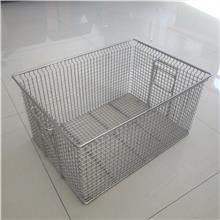 不锈钢网筐 不锈钢烘干网盘 储物清洗网筐网篮 厂家供应