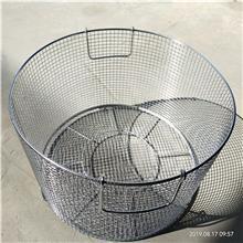 茂城 定制多种尺寸浸塑包塑铁丝网篮子 铁丝网筐 不锈钢网筐