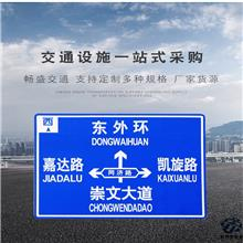 交通标志牌源头厂家-高速标志牌-国道标志牌-路牌