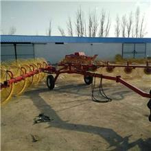 现货促销草原牧场割搂一体机 搂草机农业机械设备 偏置式驱动搂草机