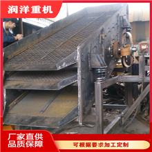 贵阳大型石灰石煤炭振动筛少设备 制砂圆振筛
