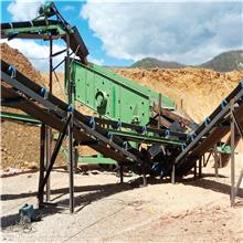 普洱矿山专用石灰石圆振动筛 价格