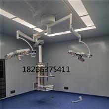 医用LED手术灯 LED花瓣式无影灯 手术室吊式双头LED手术灯无影灯厂家